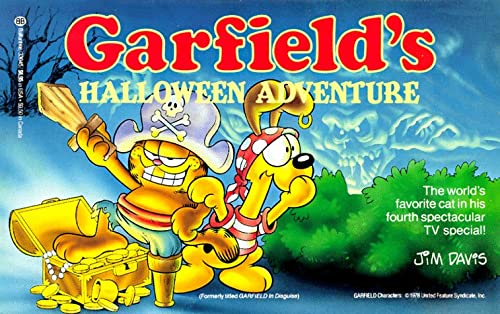 9780345330451: Garfield's Halloween Adventure