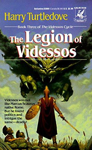 The Legion of Videssos (Videssos Cycle, Book: Harry Turtledove