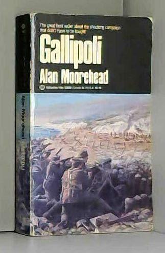 9780345330888: Gallipoli