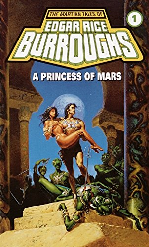 9780345331380: A Princess of Mars (Mars (del Rey Books Numbered))