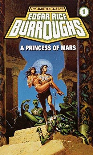 9780345331380: A Princess of Mars