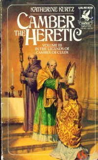9780345331427: CAMBER THE HERETIC (Legends of Camber of Culdi)