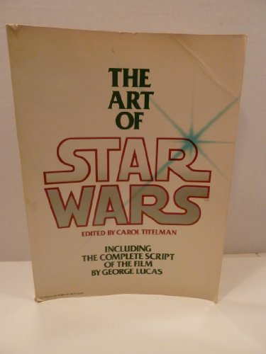"9780345332172: Art of ""Star Wars"""