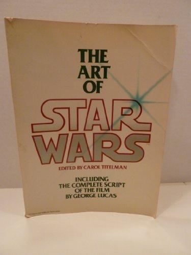 "9780345332172: Art of ""Star Wars"""