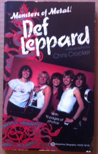 9780345332363: Def Leppard