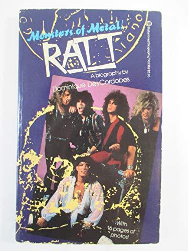 9780345332387: Ratt: Monsters of Metal!