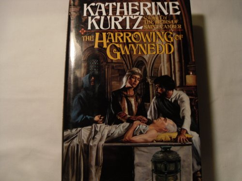 9780345332592: Harrowing Gwynedd (The Heirs of Saint Camber)