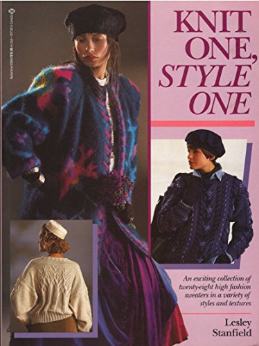 9780345332646: Knit One, Style One