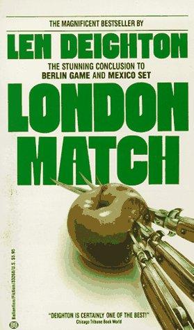 9780345332684: London Match