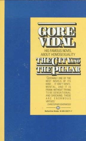 City and the Pillar: Vidal, Gore