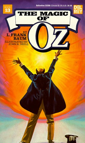 The Magic of Oz #13