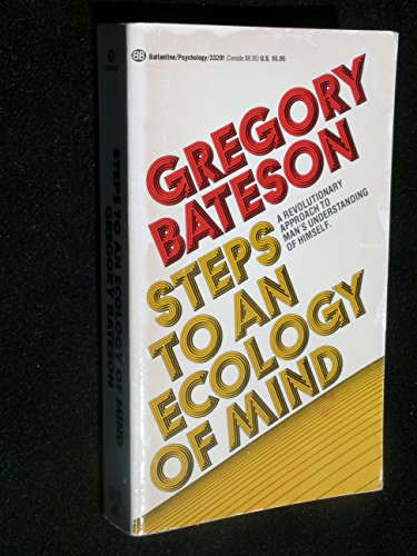 9780345332912: Steps to an Ecology of the Mind