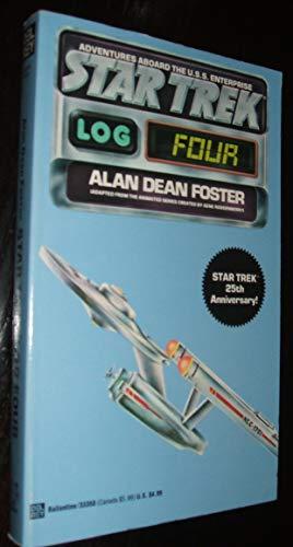 9780345333506: Star Trek Log Four