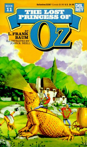 9780345333674: Lost Princess of Oz (Wonderful Oz Books)