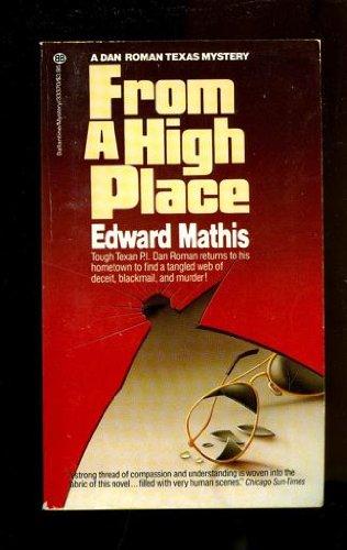 From a High Place [Jun 12, 1987] Mathis, Edward: Mathis, Edward
