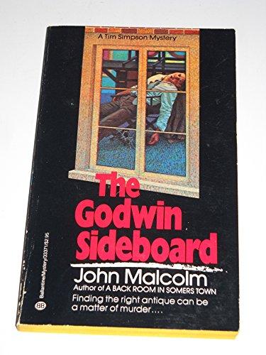 9780345333711: THE GODWIN SIDEBOARD (Tim Simpson Mystery)