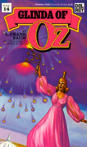 9780345333940: Glinda of Oz