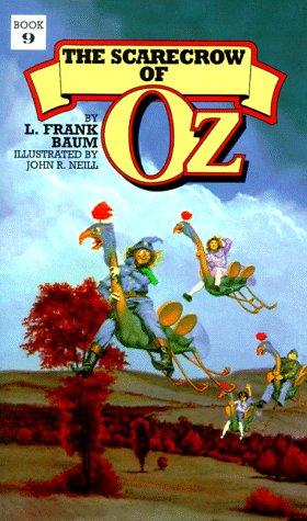 9780345333964: Scarecrow of Oz (#9)
