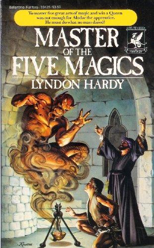 9780345334251: Master of the Five Magics