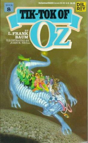 9780345334350: Tik-tok of Oz