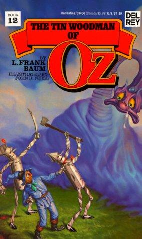 9780345334367: Tin Woodman of Oz (Wonderful Oz Books)