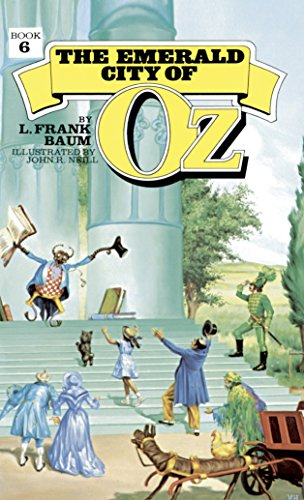 9780345334640: Emerald City of Oz (The Emerald City of Oz)