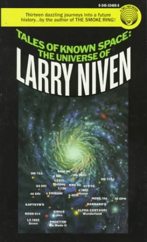 9780345334695: Tales of Known Space: The Universe of Larry Niven