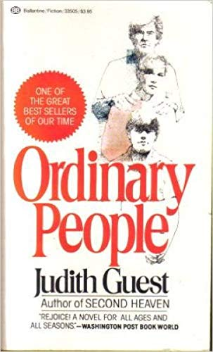 ordinary people novel essays Read judith guest's novel ordinary people free essay and over 88,000 other research documents judith guest's novel ordinary people judith guest's novel, ordinary people, is quite a unique story in that it has two protagonists.