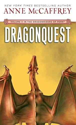 9780345335081: Dragonquest (Dragonriders of Pern #2)