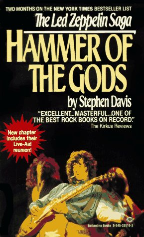 9780345335166: Hammer of the Gods: The Led Zepplin Saga