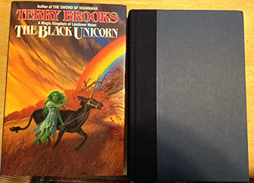 9780345335272: The Black Unicorn (The Magic Kingdom of Landover)