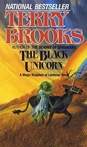 The Black Unicorn (Landover): Terry Brooks