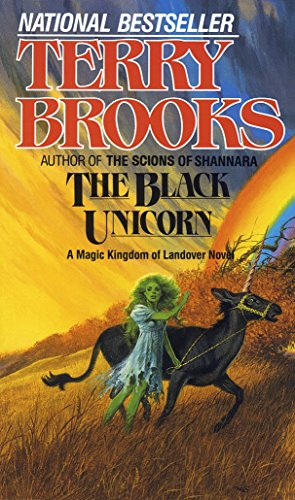 9780345335289: The Black Unicorn (Landover)