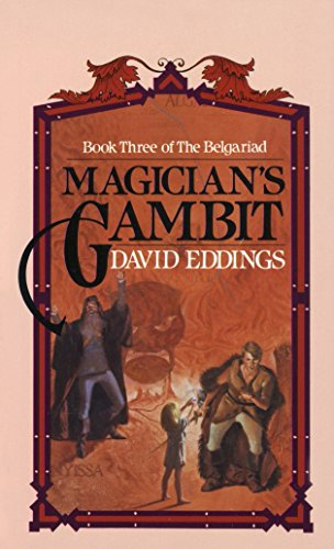The Magician's Gambit (The Belgariad Ser., Bk. 3)