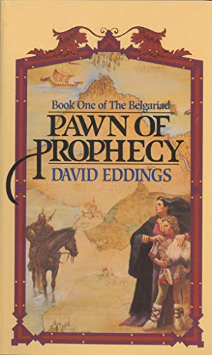 9780345335517: Pawn of Prophecy (Belgariad)