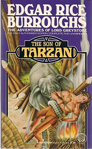 Son of Tarzan: Burroughs, Edgar Rice