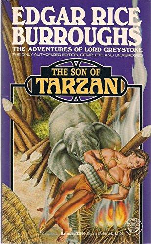 9780345335562: Son of Tarzan
