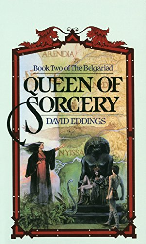 9780345335654: Queen of Sorcery (The Belgariad, Book 2)