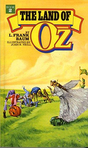 Land of Oz (Wonderful Oz Books): L. Frank Baum