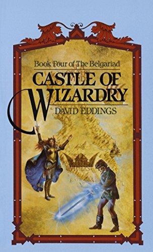 9780345335708: Castle of Wizardry (The Belgariad, Book 4)