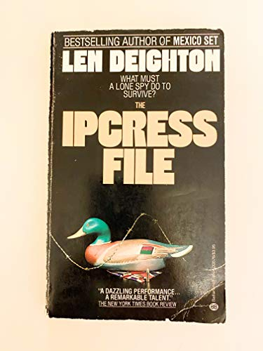 9780345335760: The Ipcress File