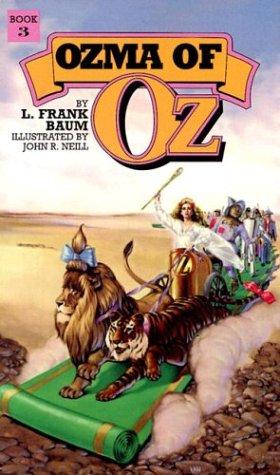9780345335890: Ozma of Oz (Wonderful Oz Books)