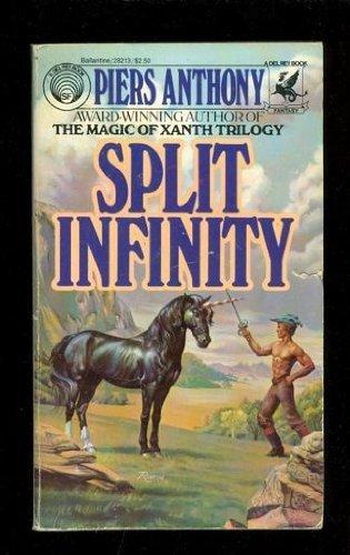9780345336002: Split Infinity (Apprentice Adept, No. 1)