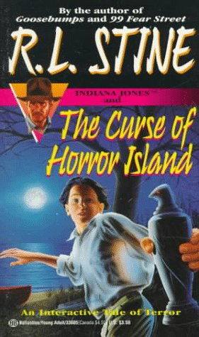 9780345336057: Indiana Jones and the Curse of Horror Island (Find Your Fate)