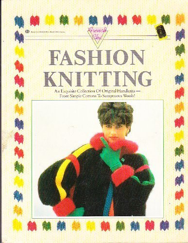 9780345336095: French Chic: Fashion Knitting
