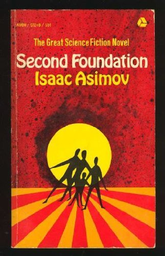 9780345336293: Second Foundation (Foundation Series Bk 5)