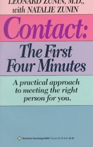 Contact: The First Four Minutes (Ballantine/Self-Help)