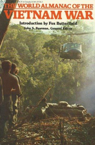 9780345337269: The World almanac of the Vietnam War