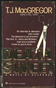 Death Sweet (SIGNED Plus SIGNED NOTE): MacGregor, T. J.