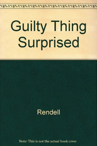 9780345338303: Guilty Thing Surprised